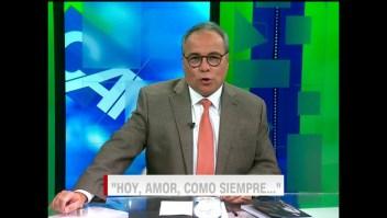 #ElApunteDeCamilo: ''Hoy, amor, como siempre...''