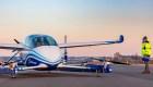 Mira cómo el carro autónomo de Boeing toma vuelo