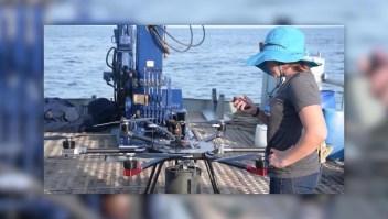 La Isla Galápagos combate ratas con drones