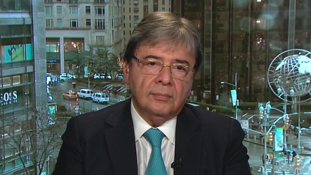 Trujillo: no existe un acuerdo entre el Gobierno de Duque y el ELN