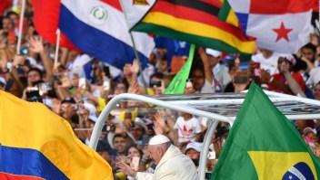 Francisco en Panamá: Misa y vía crucis por los jóvenes presos