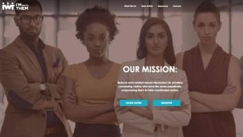 """""""I'm With Them"""", el sitio web que busca ayudar contra el acoso laboral"""