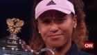 Naomi Osaka gana el Abierto de Australia