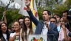 La esperanza de Venezuela en las manos de su hijo