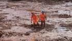 Rescatistas sospechan más muertes en Minas Gerais