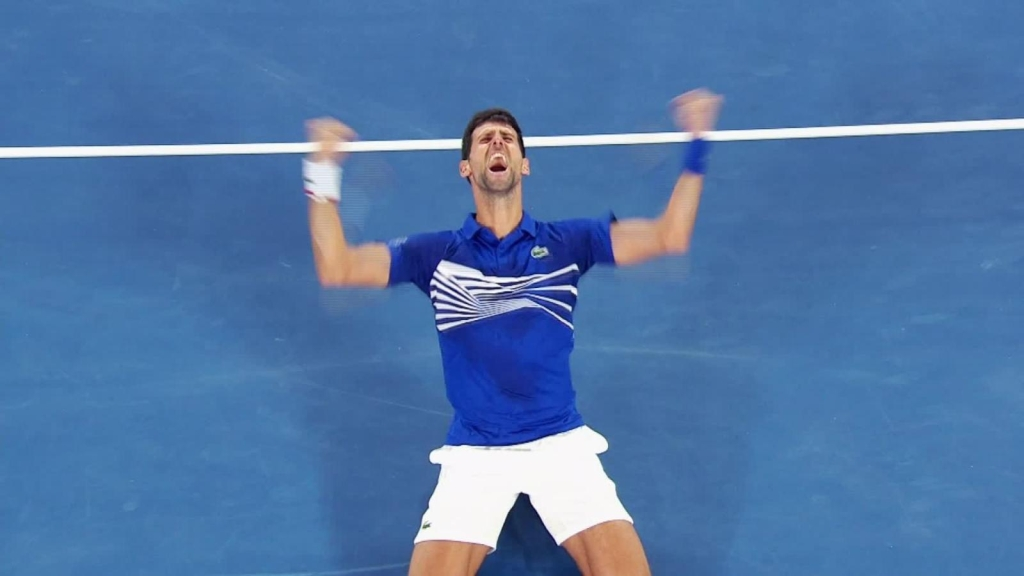 La marca histórica que alcanzó Novak Djokovic