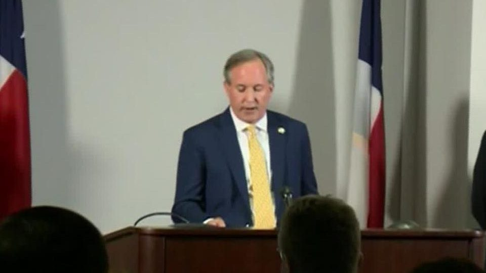 Ken Paxton: denuncias de fraude electoral en Texas