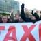 Continúa la guerra de los taxistas contra Uber Cabify en España
