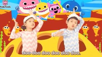 """El apoteósico éxito de la canción surcoreana """"Baby Shark"""""""