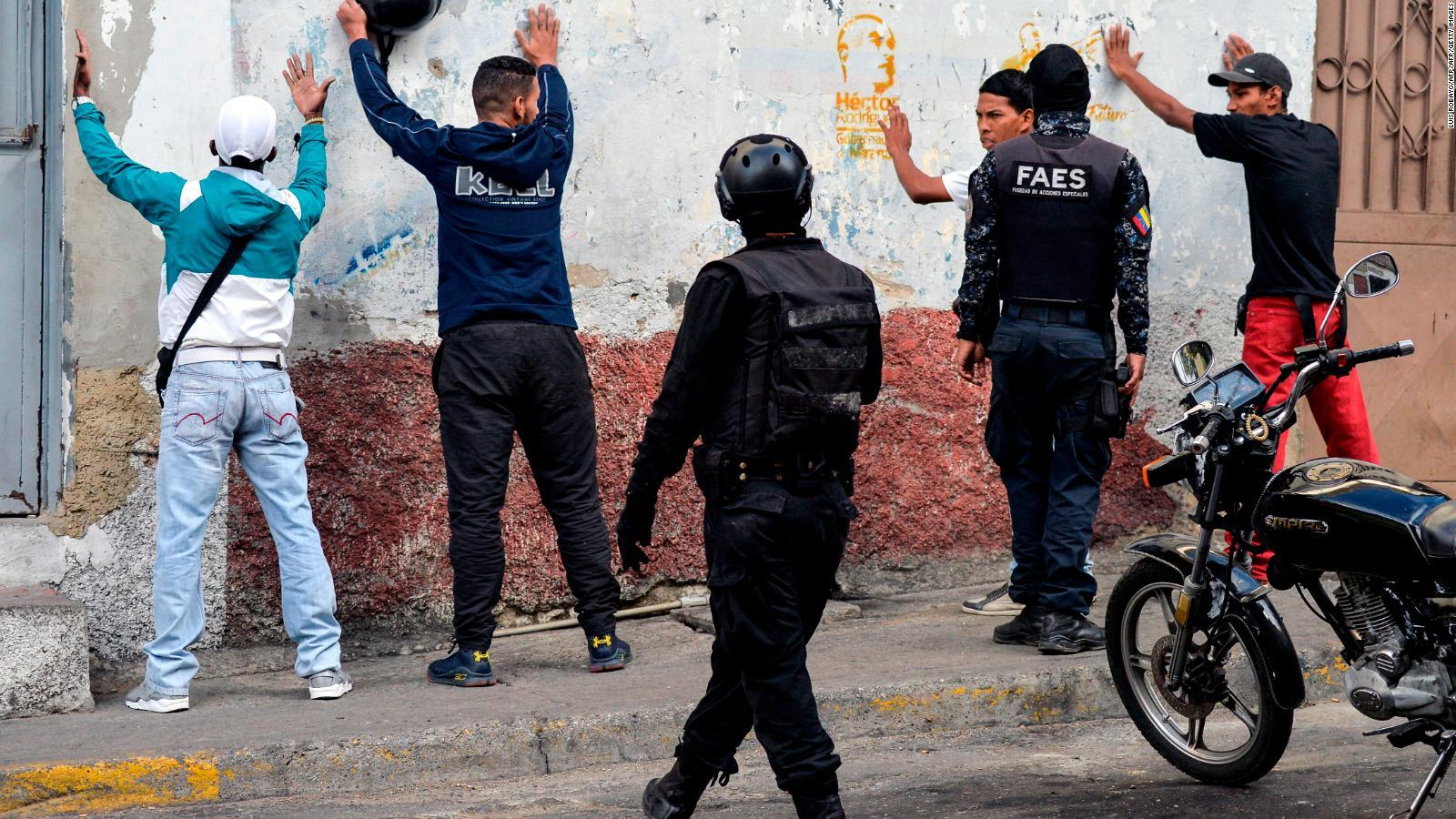 ONU: 850 detenidos en Venezuela desde el 23 de enero