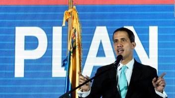 Guaidó hace un llamado a la Fuerza Armada de Venezuela