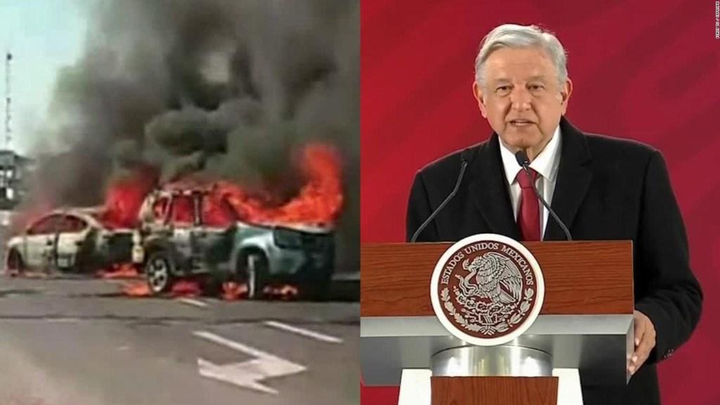 AMLO puso fin a la guerra contra el narco, ¿qué significa?