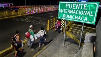 Los requisitos que exige Ecuador preocupa a los venezolanos