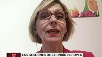 ¿Le está dando la Unión Europea un balón de oxígeno a Maduro?