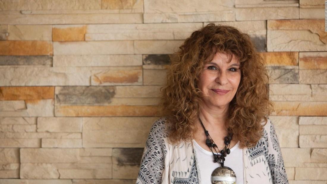 """Gioconda Belli habla de su novela """"Las fiebres de la memoria"""""""