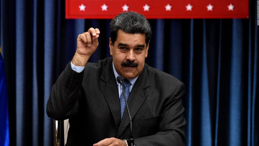 Maduro propone adelantar las elecciones parlamentarias