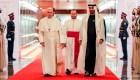 El papa Francisco visita Abu Dhabi