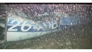 Hallan un cuerpo en el avión en el que viajaba Emiliano Sala