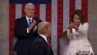 Las reacciones al discurso de Trump que tienes que ver