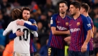 El finalista de la Copa del Rey entre merengues y culés se definirá en Madrid