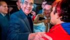 Otra mujer acusa a Óscar Arias de conducta sexual indebida