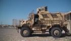 Armas hechas en EE.UU., perdidas en Yemen