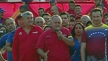 Cabello dice que no aterrizó un avión desde Puerto Rico