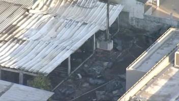 Incendio mortal en el campo de entrenamiento del Flamengo: hay 10 muertos