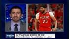 Cierre de la ventana de cambios de la NBA