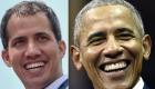 ¿Se parecen Obama y Guaidó?