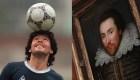 ¿Qué comparten Shakespeare y Maradona?