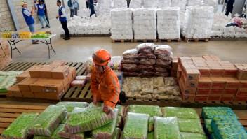 A los venezolanos les preocupa cómo llegará la ayuda