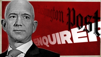 Jeff Bezos frente al National Enquirer: ¿escándalo de infidelidad o extorsión?