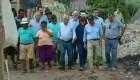 Piñera insta a los afectados por fuertes lluvias a vacunarse