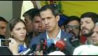 Guaidó denuncia amenazas contra la abuela de su esposa