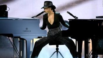 Los mejores momentos de los Grammy