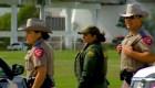 Refuerzan presencia militar en la frontera sur de EE.UU.
