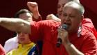 Diosdado Cabello dice que la oposición quiere una guerra