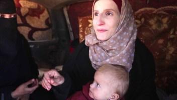 ¿Qué le espera a la esposa de un miembro de ISIS?
