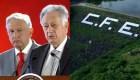 AMLO polemiza sobre contratos de la CFE y gasoductos