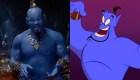 Fanáticos de Disney se burlan del genio azul de Will Smith