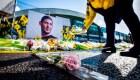 Rinden homenaje a Emiliano Sala