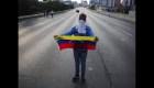 Jornada de manifestaciones en el Día de la Juventud en Venezuela