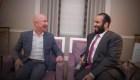 ¿Cómo son las relaciones entre Bezos y Arabia Saudita?
