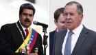 Rusia apoya el diálogo en Venezuela