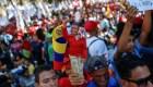 ¿Por qué se movilizan los venezolanos que apoyan a Maduro?