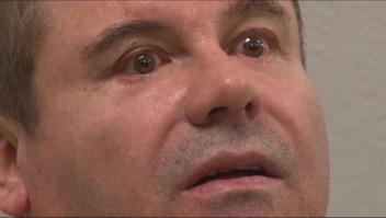 #MinutoCNN: El Chapo será sentenciado el 25 de junio