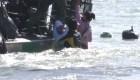 Mira el rescate de migrantes en el río Bravo