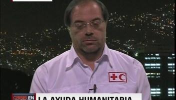 Michele Detomaso: La ayuda humanitaria no puede ser un debate político