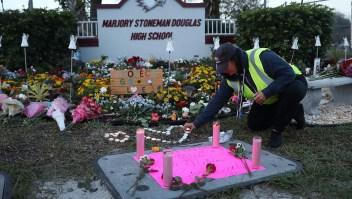 Parkland recuerda a sus muertos a un año del tiroteo